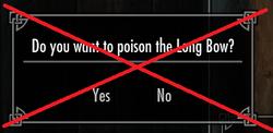 No Poison Dialogues