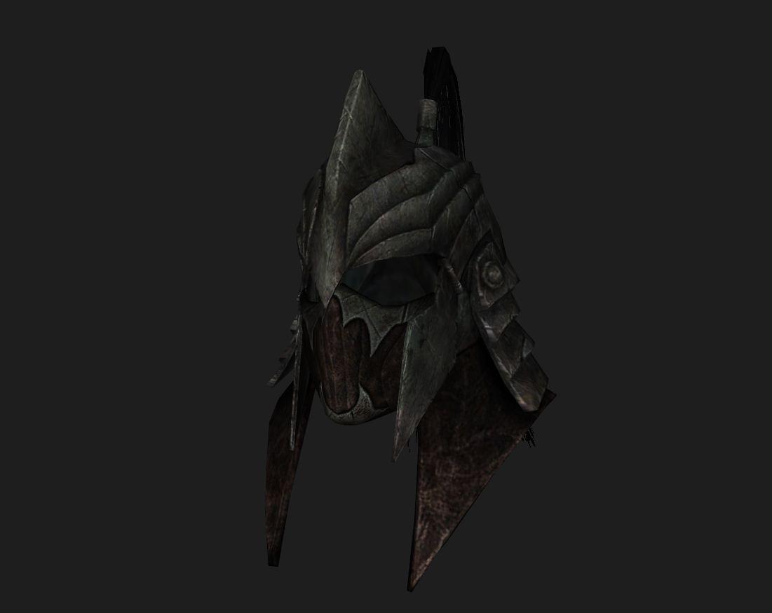 Masked Orcish Helmet