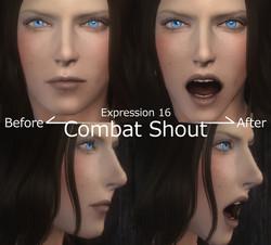 Female Facial Animation