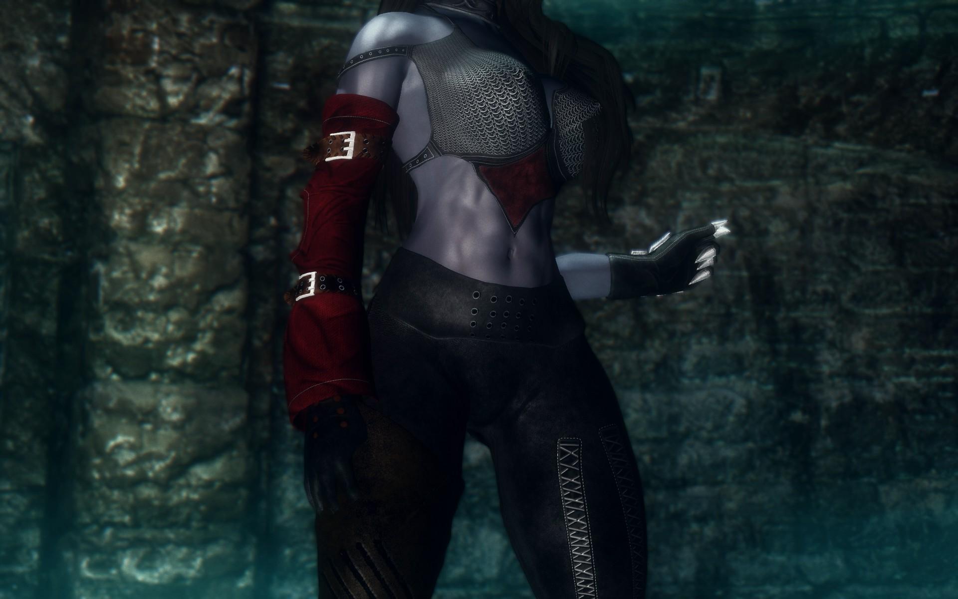Vampire Rogue Armor