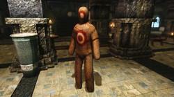 Practice dummy suit