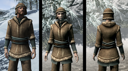 Colovian Fur Clothes