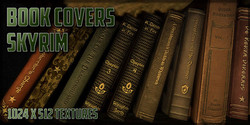 Book Covers Skyrim