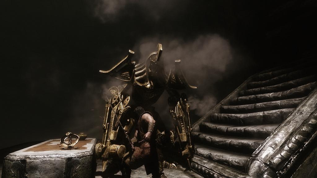 Skyrim Sewers 4