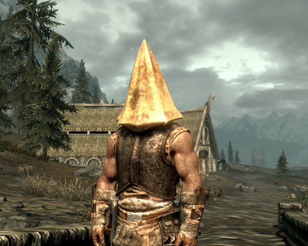 Bloodborne Head Armor