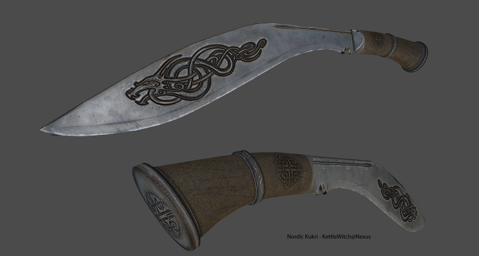 Nordic Kukri