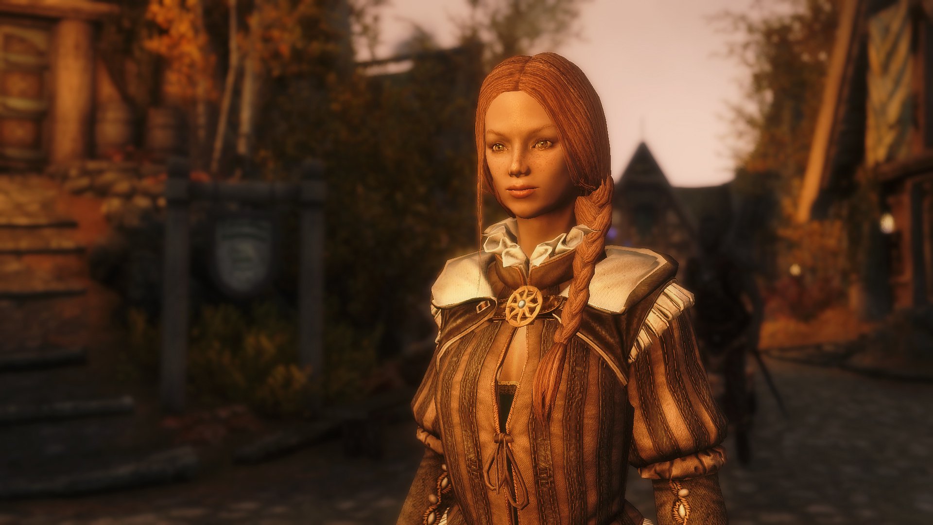 Witcher 2 - Nilfgaardian Mage Outfit