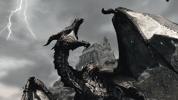 Dragon Real Shout