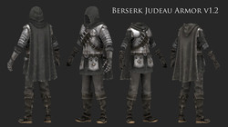 Berserk Judeau Armor