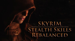 Stealth Skills Rebalanced