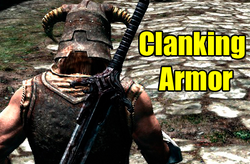 Clanking Armor