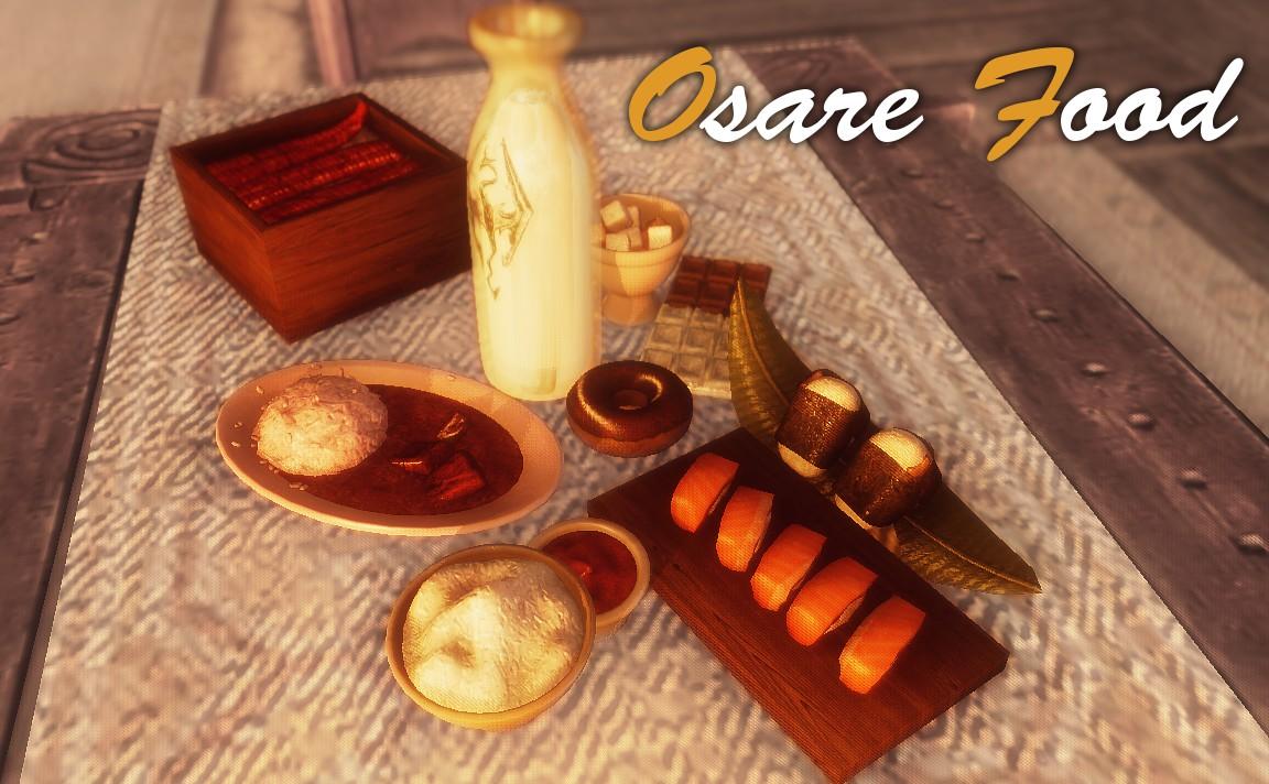 Osare Food