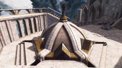 Arri's Snow Elf Ruins Retexture