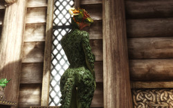 Dragonic Argonian Textures Female