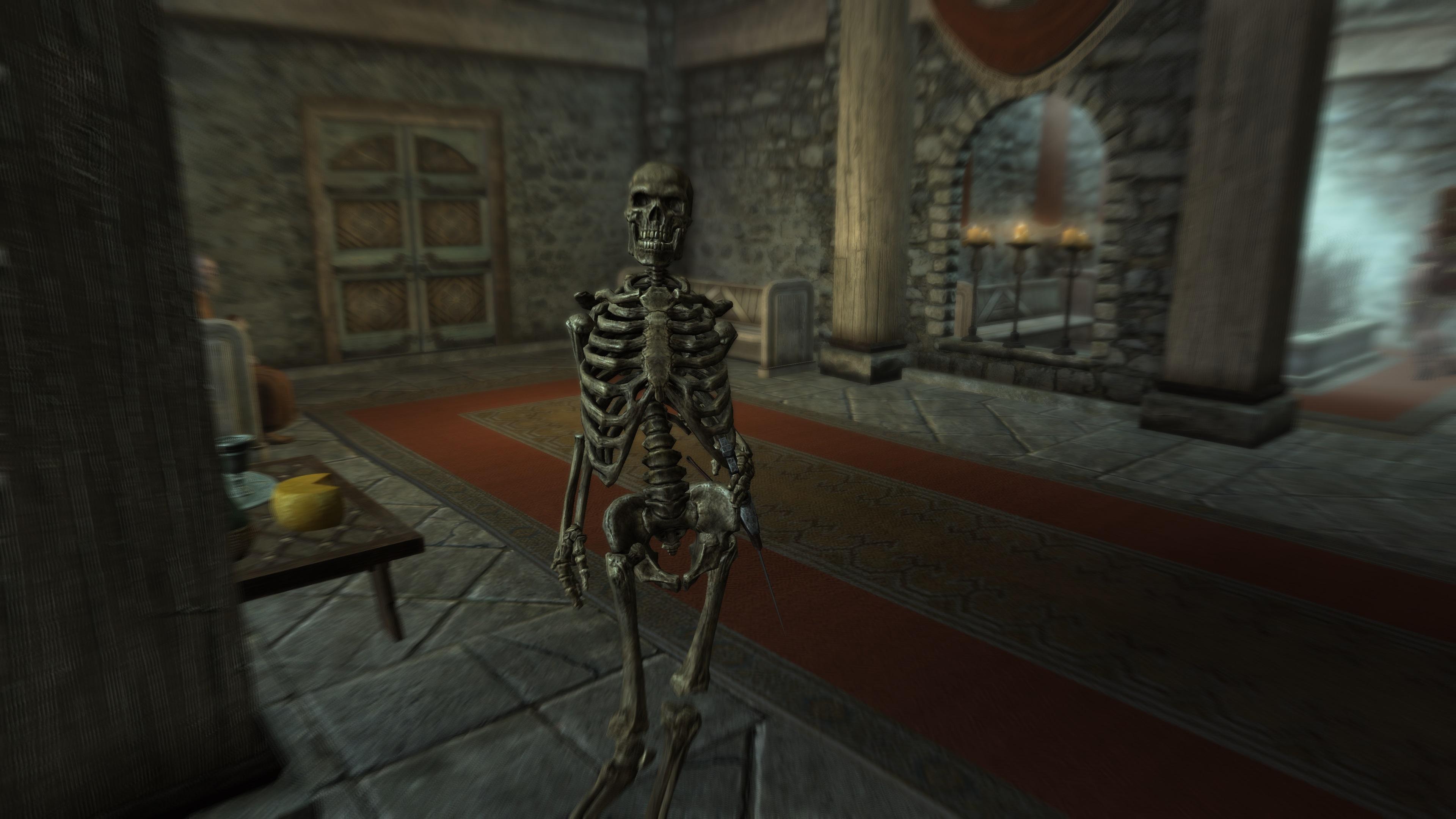 Sexy Immersive Skeleton Overhaul SISO