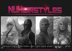 NU Hairstyles