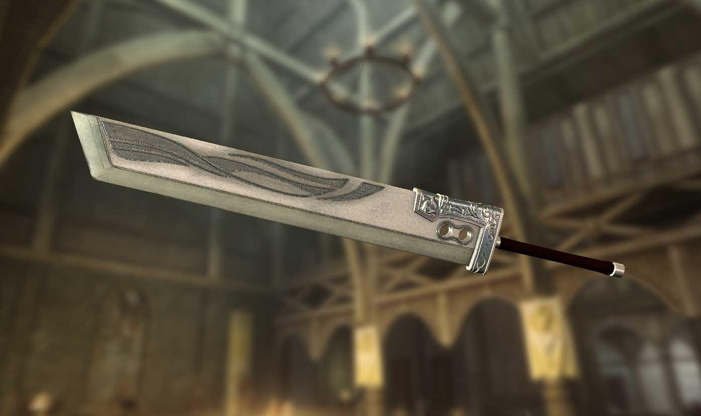 Cloud Swords