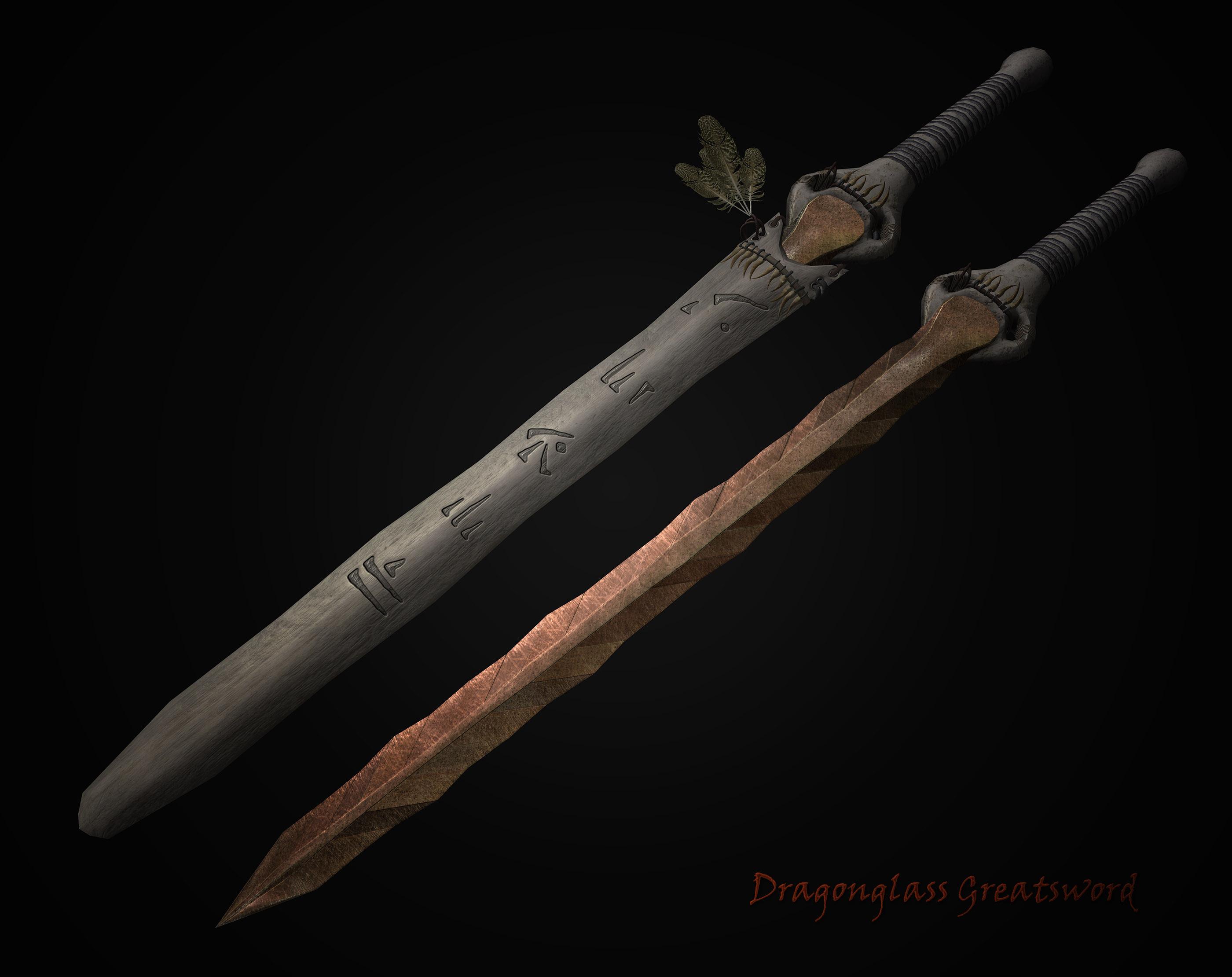 Dragonglass Armory