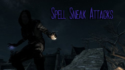 Spell Sneak Attacks