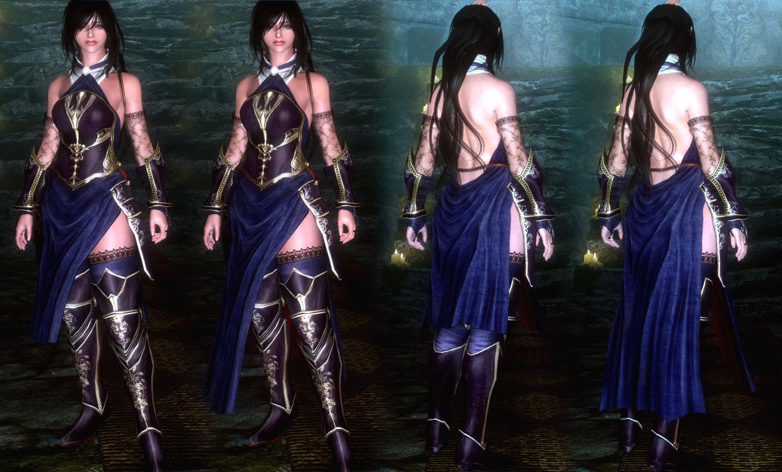 R18Pn 09 - Shanoa Armor