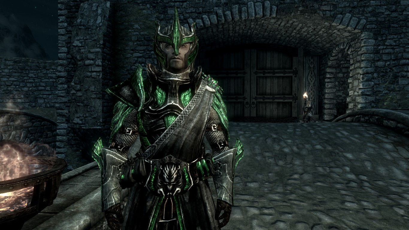 Glass Mage Armor