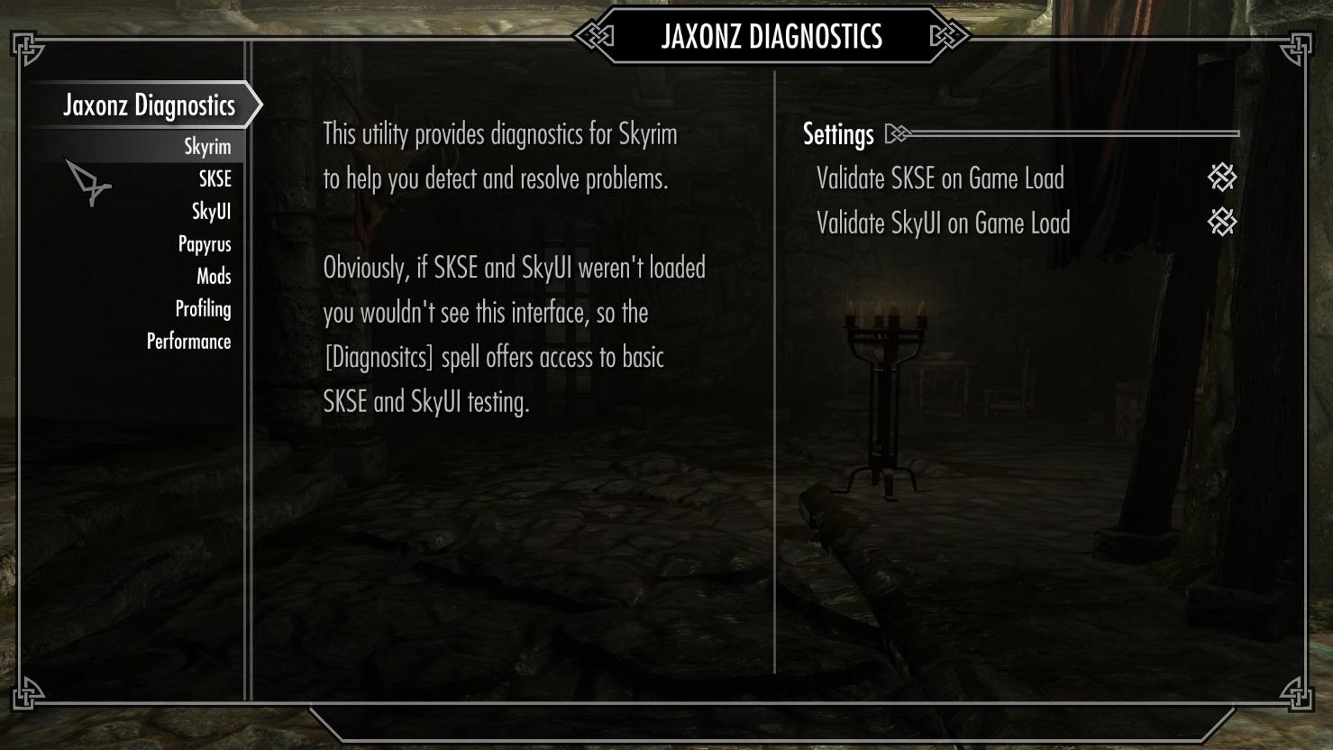 Jaxonz Diagnostics