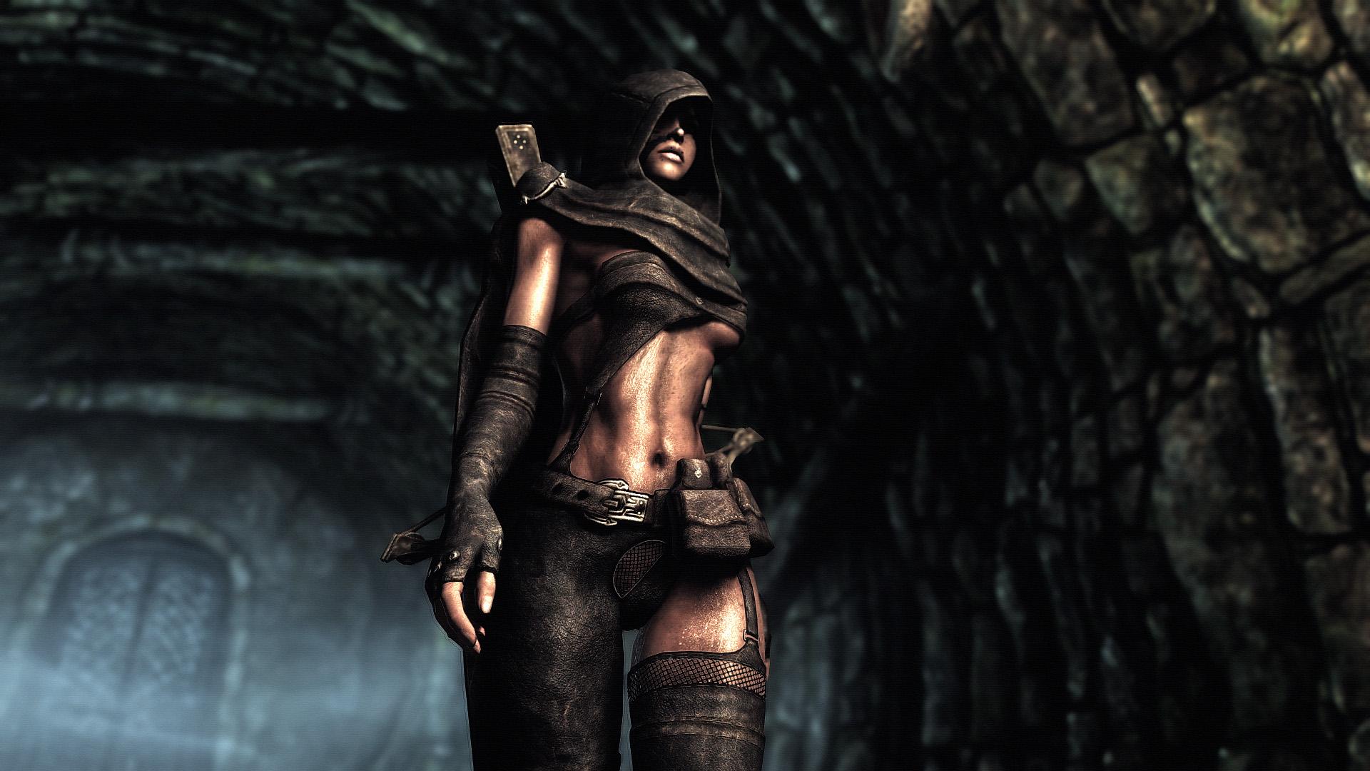 Tembtra Thief Armor UNP - CBBE