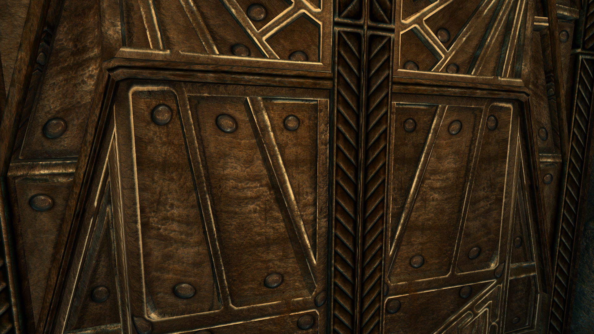 Skyrim Realistic Textures Dwemer