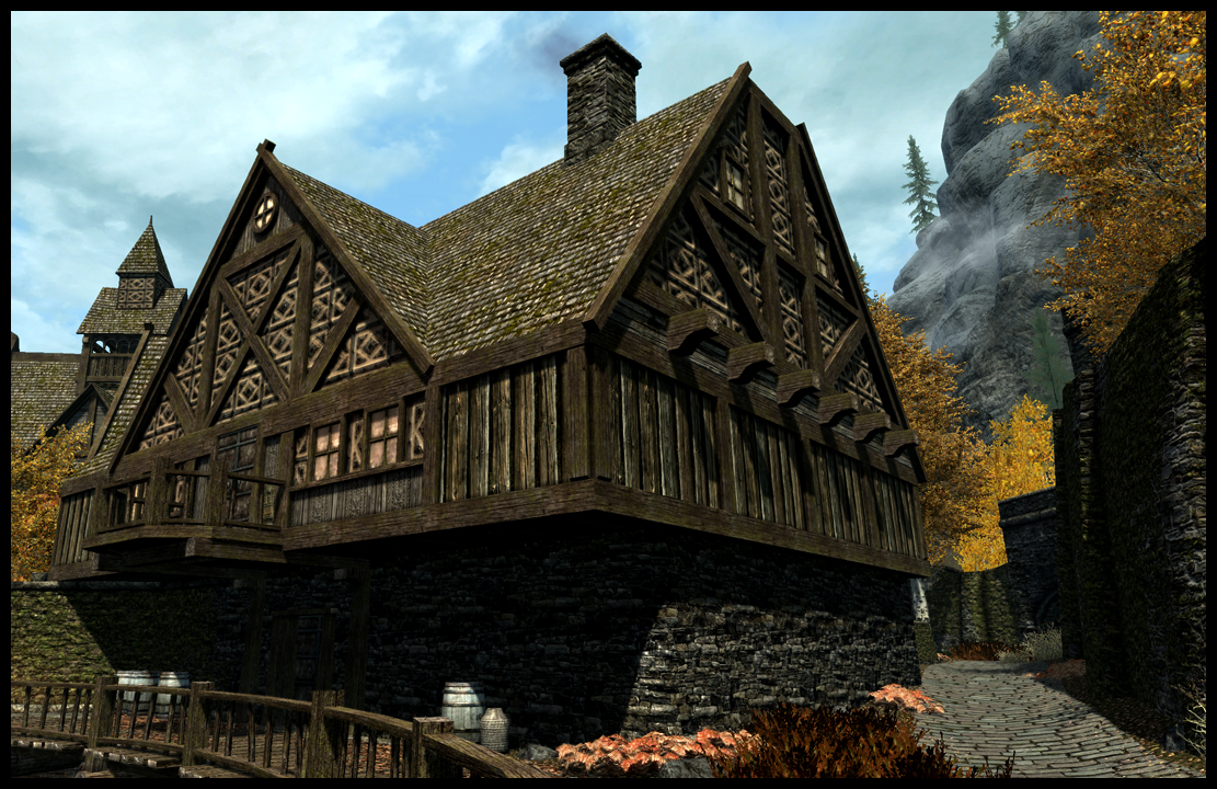 Authentic Riften