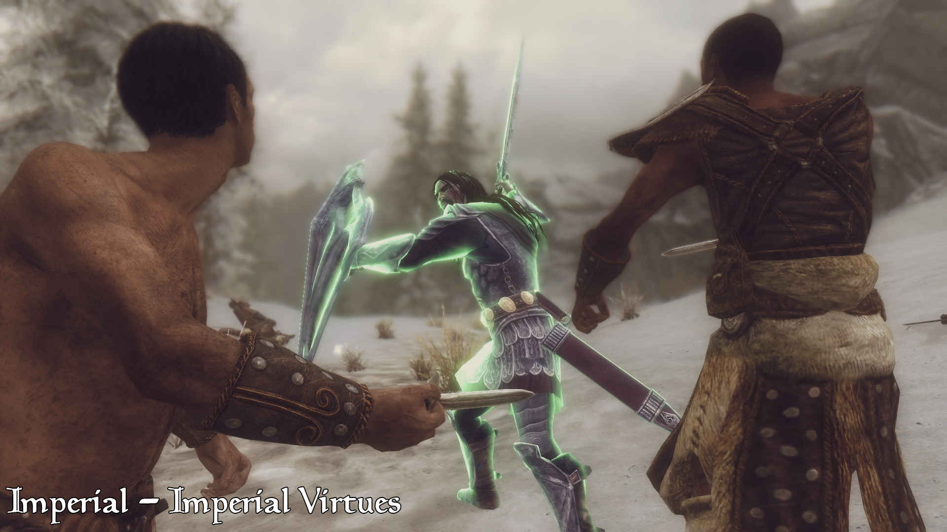 Imperious - Races of Skyrim