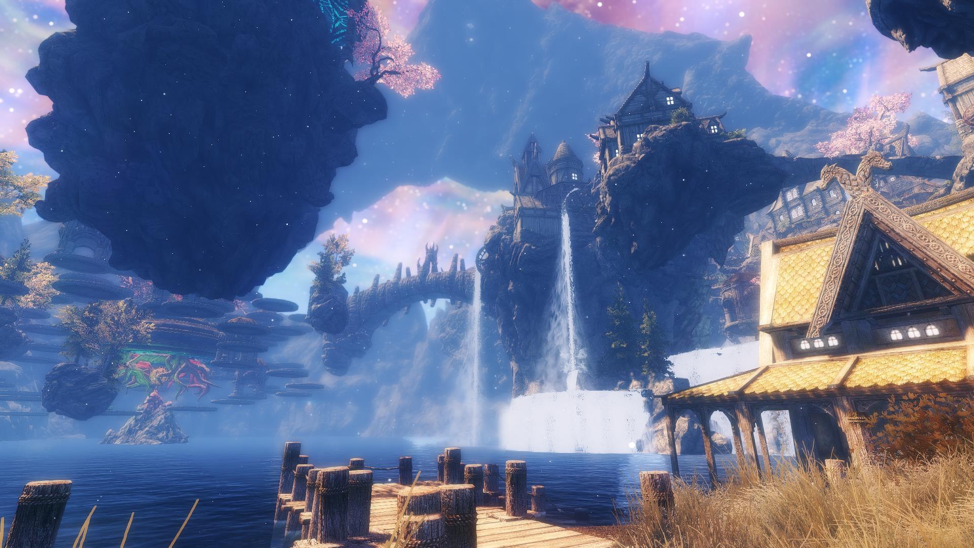The Dreamborne Isles