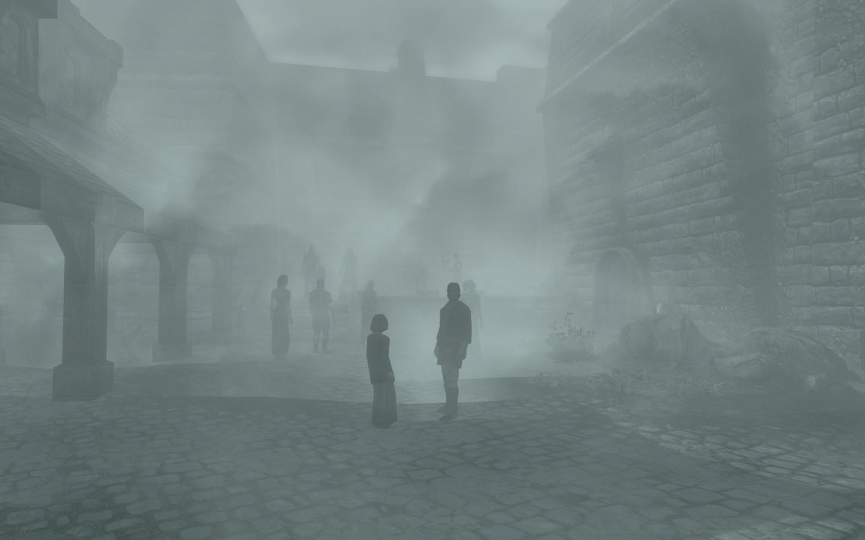 Supreme and Volumetric Fog