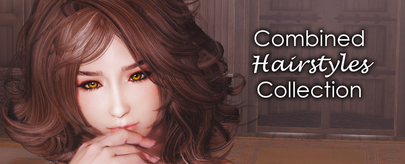 Combined Hairstyles Collection