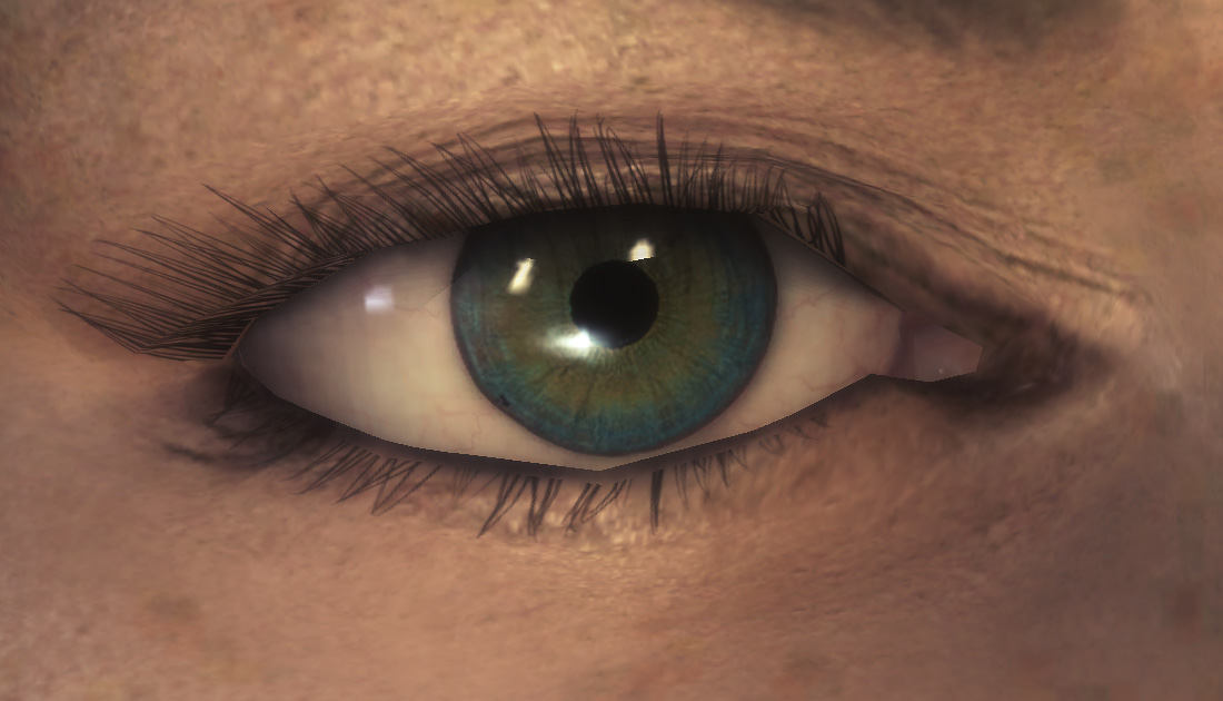 The Eyes Of Beauty