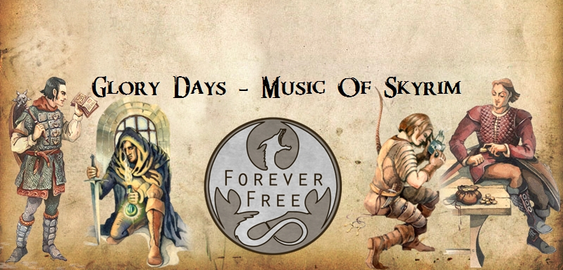 Glory Days - Music Of Skyrim