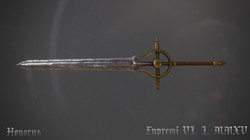 Honorus - The Holy Claymore