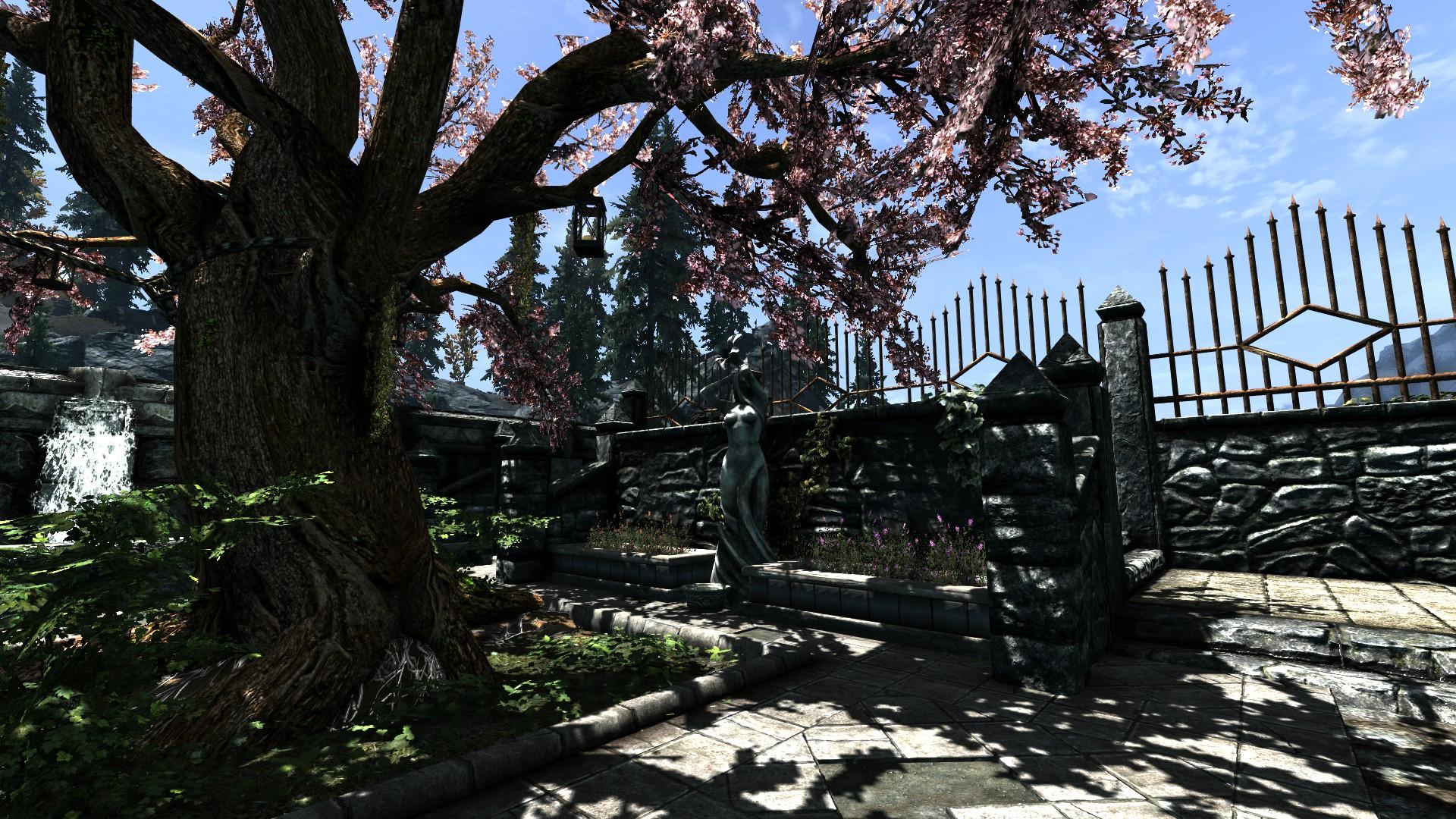 Dragon Falls Manor