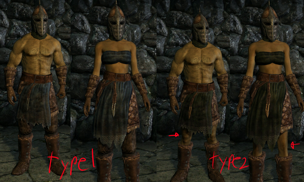True Nord Guard Armor