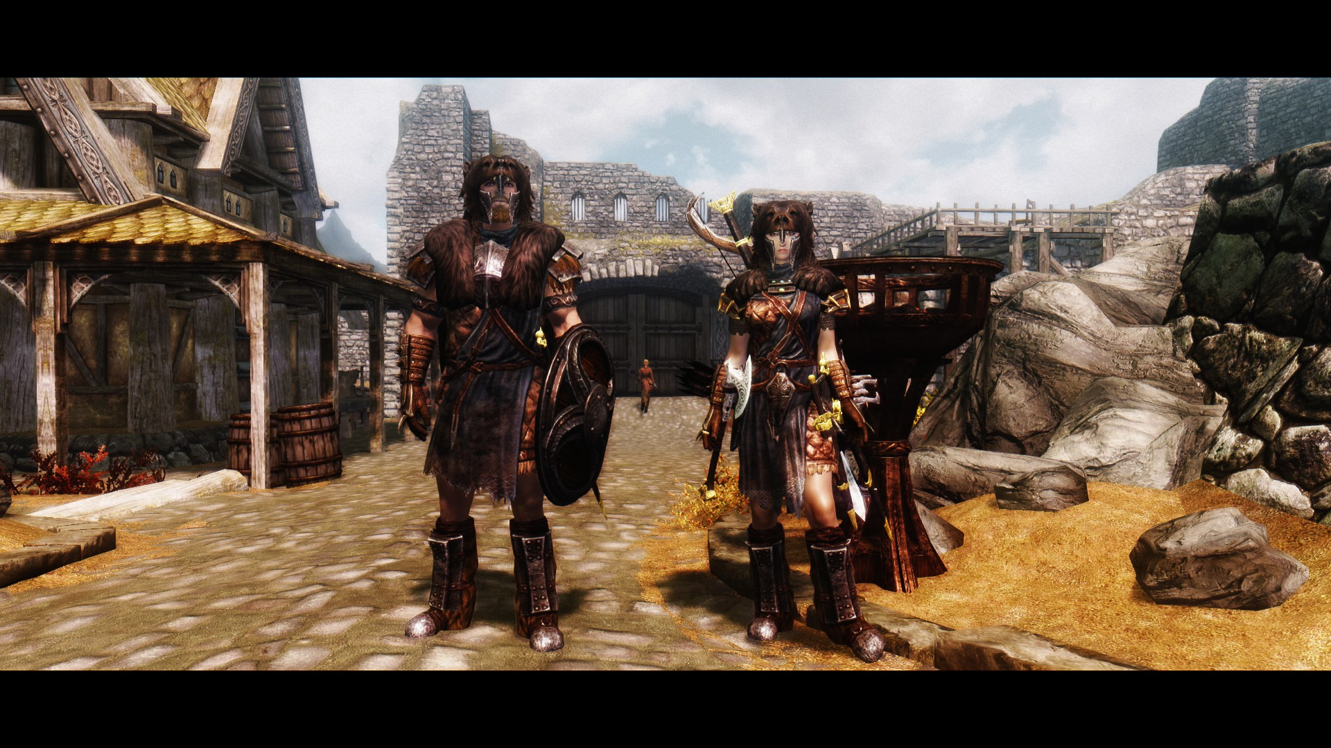 Stormcloak Battle Armor