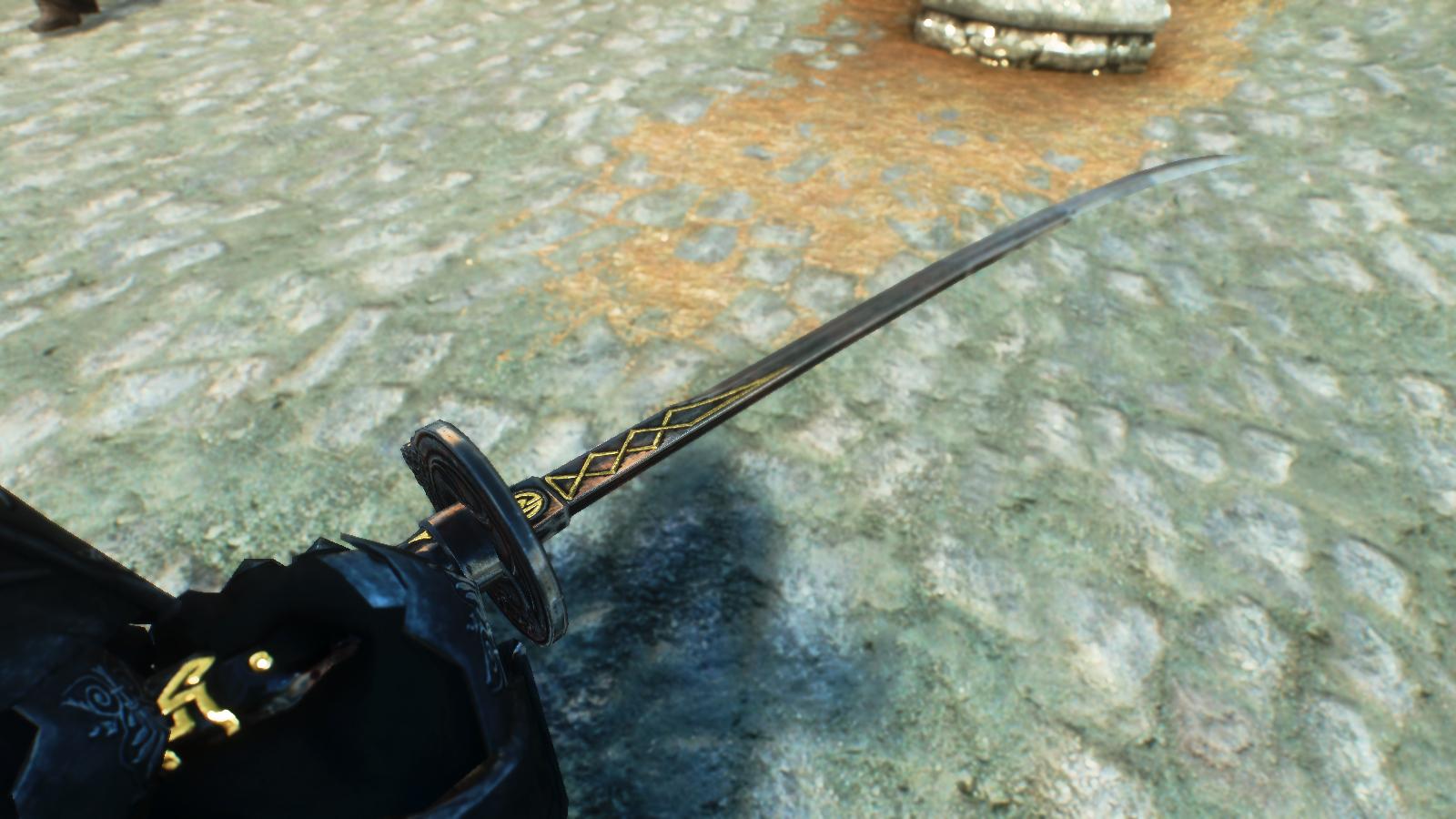 Ultra HD Ebony Blade