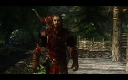 Crimson Ranger Armor