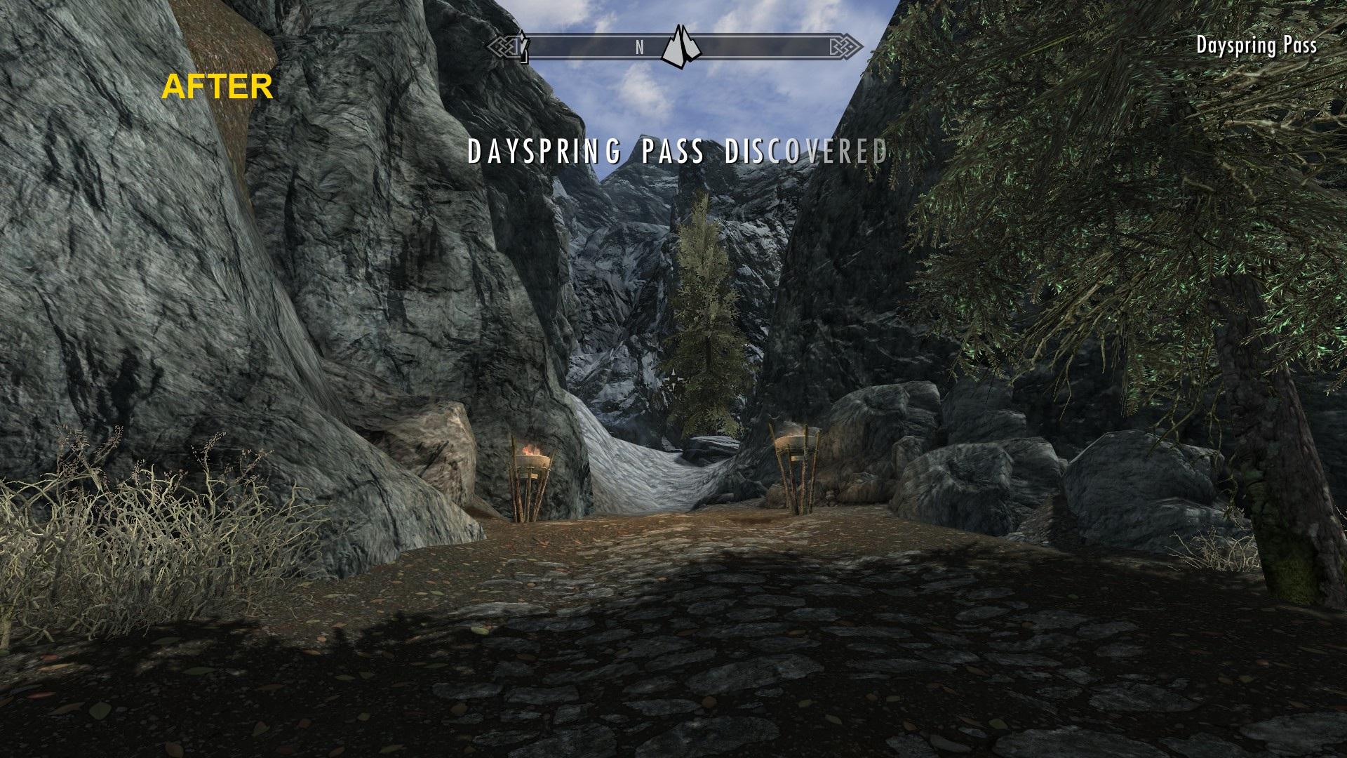 Immersive Dawnguard Dayspring Pass