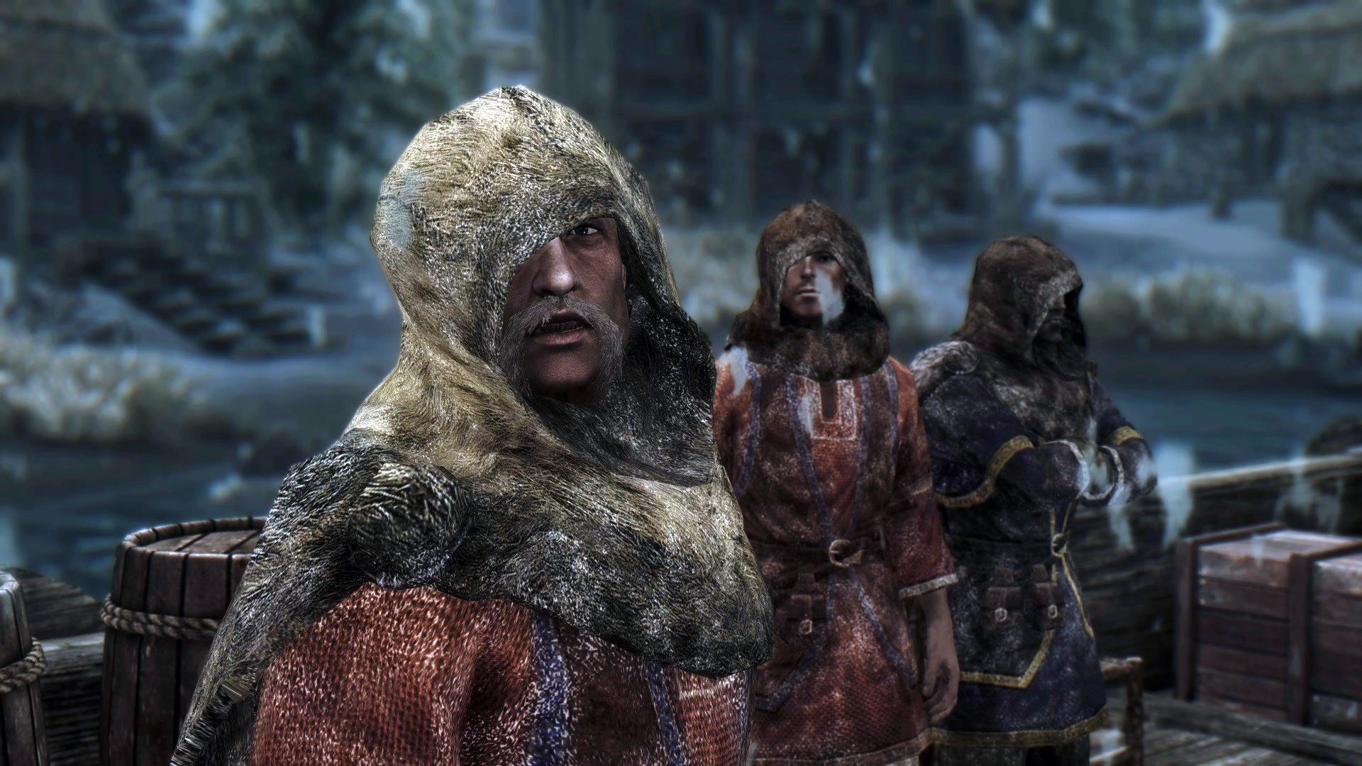 Fur Hoods