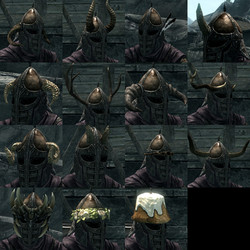Horn Guard Helmets