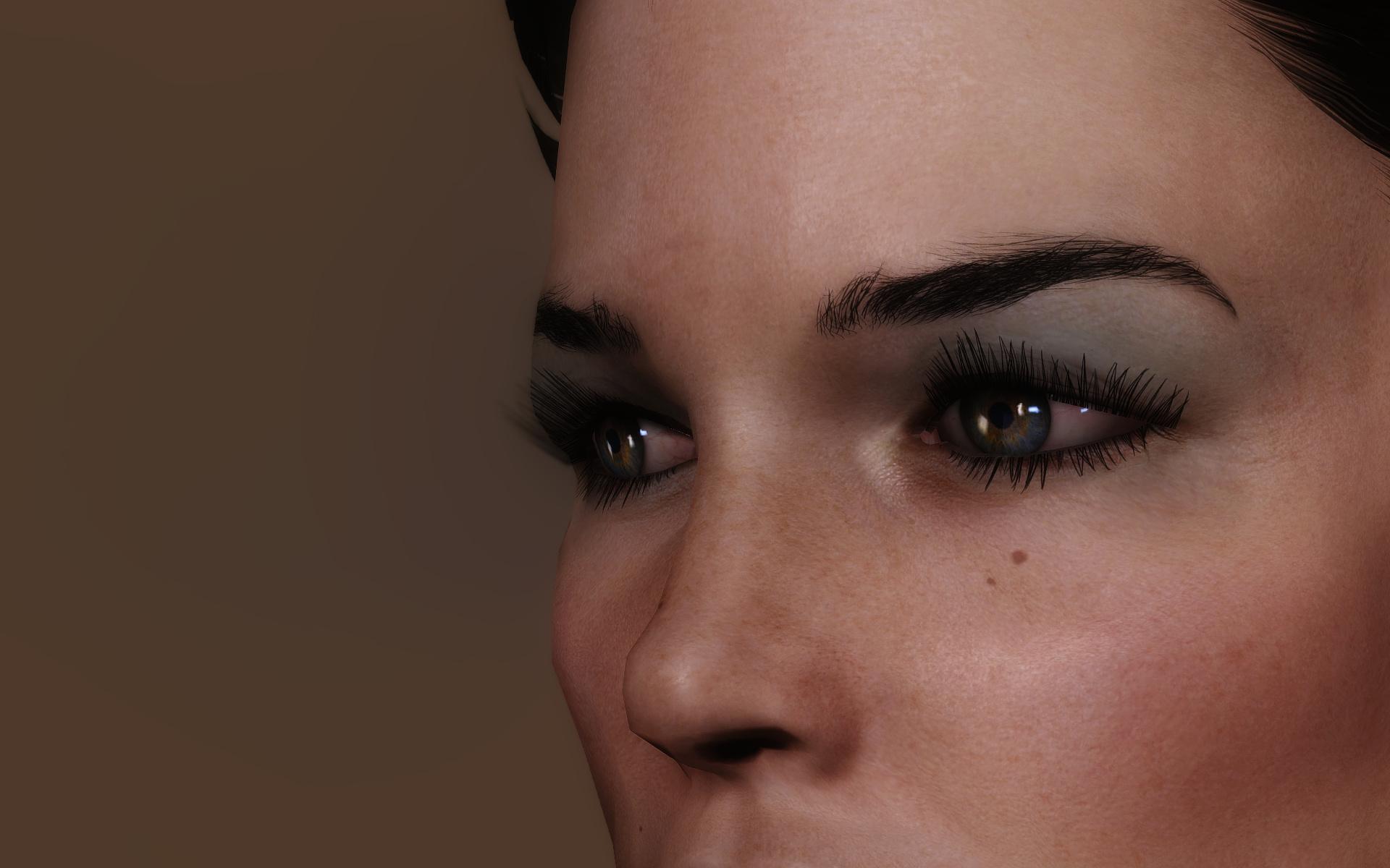 Maevan2's eye brows
