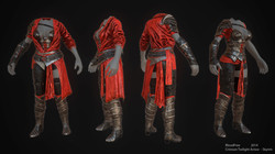 Crimson Twilight Armor