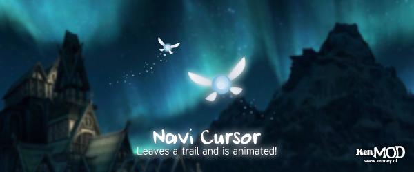 KenMOD - Navi cursor