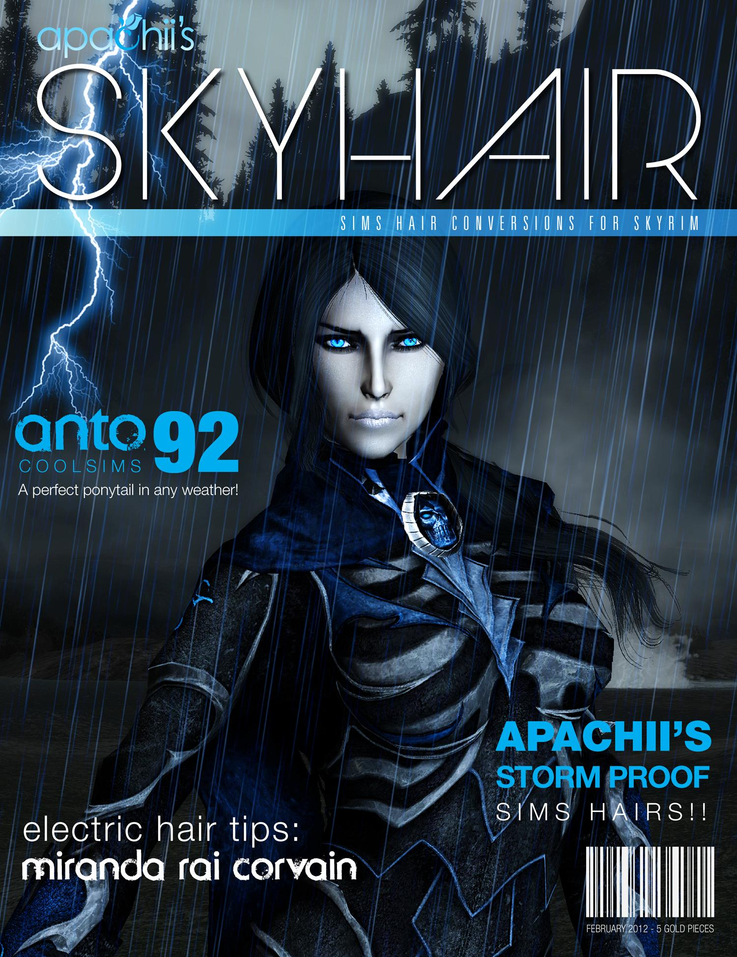 Apachii Skyhair