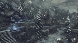 Vellamo - Mage home in Winterhold