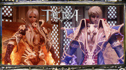 TERA Armors Collection for Skyrim